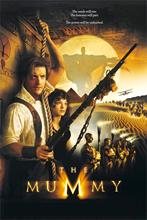 DIY frame The Mummy Movies-Saturn Award For Best Fantasy Film Classic Poster Home Decoration Art Silk Poster Print For Gift(China)