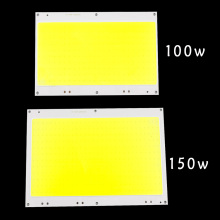 150W 100W Led Cob Chip DC30-33V Led Bulb SMD White 6500K DIY Outdoor FloodLight Spotlight Light project lighting led exterieur(China)