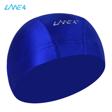 High quality Men's Lycra fabric Swimming Caps,Improved your feeling, high-elastic, shape reterntion,three colors to chooseAJ021(China)