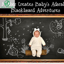 60x200cm Chalk Board Blackboard Stickers Removable Vinyl Draw Decor Mural Decals Art Chalkboard Wall Sticker For Kids Rooms(China)