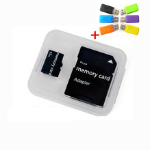 Promotion Micro TF Card Class 10/6 4g 8g 16g 32g 64g 128g TF Memory Card super mini T-Flash+free reader+adapter Gfit