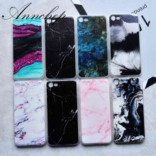 Luxury Marble Pattern Stone Marbling Colorful Soft Silicon Case For iphone 6 6s Plus 7 Plus Frosted TPU Phone Cover Case