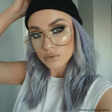 Hikulity Fashion Brand Design Eyeglasses Women Glasses Clear Optical Spectacle Eyewear Frames Men Glasses Frames