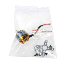 Buy 2212 A2212 2200KV Brushless Outrunner Motor Mount 6T RC Aircraft Plane Multi-copter Quadcopter Drone F02048 for $3.32 in AliExpress store