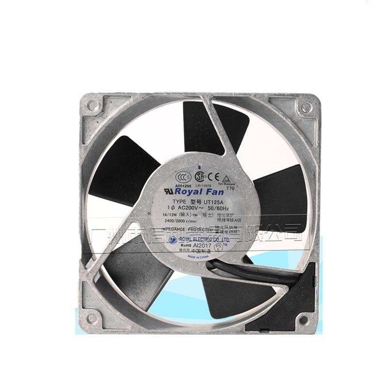 New original UT125A 12025 12CM 200V cooling fan<br>