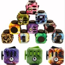 Stress Reliever Magic Cube 2017 New Fidget toys mini Magic-cube Fidget Cube Toys Antistress Cube Stress Relief Toys for adults