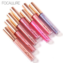 FOCALLURE Waterproof Batom Matte Liquid Lipstick Lip Stick Long Lasting Lip Gloss Beauty Cosmetic Glitter Tint Lip kit(China)