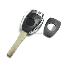 20pcs/lot new style car keys for vw transponder key shell vw passat transponder key fob with logo