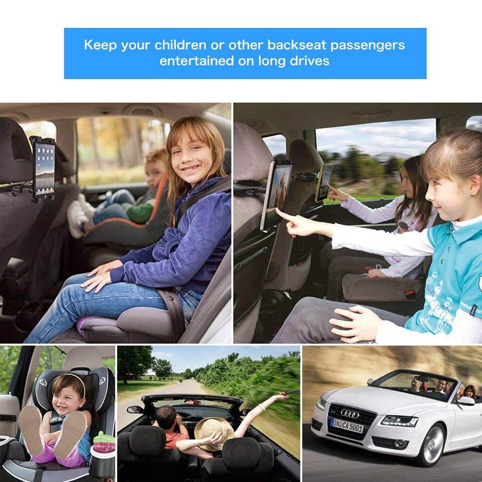 Car Tablet Holder For iPad 13