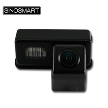 SINOSMART In Stock High Quality Car Rearview Parking Reverse Camera for Toyota Camry Corolla Vios YARiS L EZ Waterproof