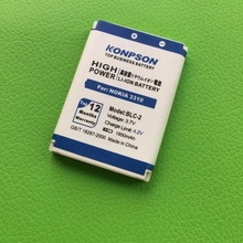 1850mAh BLC-2 battery BLC2 for NOKIA 3310 3330 1260 2260 3315 3320 3350 3360 3390 3410 3510 3520 3310 battery