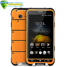 Ulefone Armor Android 6.0 Smartphone IP68 Waterproof Shockproof Mobile Phone MTK6753 Octa Core 3GB ROM 32GB RAM Cell phone(China)