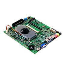 17*19cm ops mini pc motherboard with intel Broadwell i7-5500U processor onboard 4GB DDR3 RAM(China)