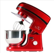 Free shipping 7 Liters electric stand mixer 220v food mixer, food blender, cake/egg/dough mixer good quality milk shakes