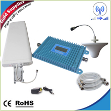 Mobile repetidor celular 3g repeater 2100MHz booster 60db HSPDA Amplifier Signal Repeater Cell Phone Amplifier Enhancer