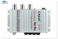 DHL Fedex 20 шт./лот Аудио Автомобилей Стайлинг Le Отправить Усилители Lp-268 Lepai Аутентичные Усилитель Мощности Hifi Бас Настроить Для Dc 12 V