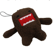 domokun funny domo-kun doll children creative gift the kawaii domo kun plush toy for baby boy girl kids party birthday gift(China)