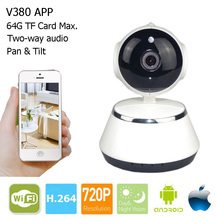 MSeeAD HD 720P IP Camera WiFi Wireless Smart Security Camera Micro SD Network Rotatable Defender Home Telecam HD CCTV IOS PC