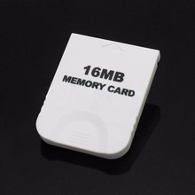 16MB 16M Memory Card For Nintendo Wii Gamecube Game GC NGC Console 251 Blocks 0324