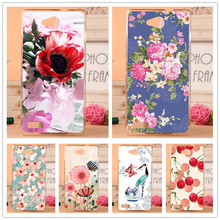 HOT Selling patterns Protective Fashion Design phoen Case For ZTE Blade G Lux Cell Phone Case Cover for ZTE G Lux(China)