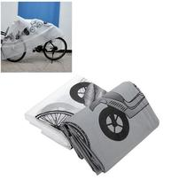 MTB Bike  road Bicycle Dust Cover Cycling Rain And Dust Protector Cover Waterproof Protection Garage Bicycle Accessories