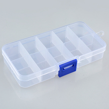 1 Piece Can Be Assembled Portable Big SpacePlastic Pill Box Medicine Case For Healthy Care Empty Drugs Box Multilayer
