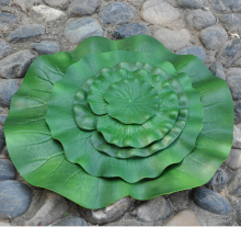1pc artificial water lily lotus grass water flower lotus bowl lotus MA1635