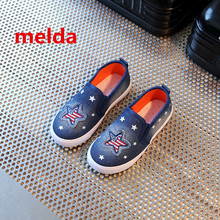 New  Spring  Summer  Children Casual Shoes Sneaker Sport Canvas Fashion Canvas Shoes For Girls And Boys Soft Sole Kids Shoes