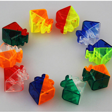 Magnetic Cube Cubos Magicos Puzzles Lot Fidget Toys Hand Spinner Magic Square Cube Magique Neo  Magnet Toys For Cube Mini 50K209