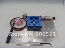 free shipping reballing kit for XBOX 360 CPU GPU BGA reball rework tools kit(China)