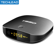 5pcs DHL T95D with led display Android TV Box RK3229 quad core 1GB 8GB Smart internet Media player 4K HD WIFI Set Top Box Cheap