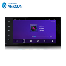 Car Android Media Navigation System For Toyota Universal 7 Inch Autoradio Car Radio Stereo GPS Quad Core Head Unit