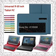 Bluetooth Keyboard Case Cover For HP ElitePad 900 G1 for HP Omni 10 for HP slate 10 HD 10.1 tablet cover case+Pen