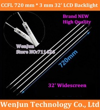 15PCS FreeShipping via DHL/EMS  for 32 inch TV LCD CCFL 720 mm * 3 mm LCD Backlight Lamp Cold cathode fluorescent lamps 720mm