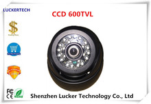 4Pin Aviation Connector Dome Camera 600TVL DC12V CCD NightVision For Bus Van Trailer Taxi CCTV Security Vehicle Survillance(China)