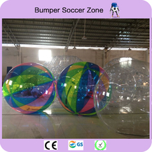 Free shipping Inflatable Water Walking Ball Water Rolling Ball Water Balloon Zorb Ball Inflatable Human Hamster Plastic Ball