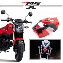 M3 M5 MSX125 Front Fairing Scooter Headlight Housing Case Motorcycle Windshield Windscreen