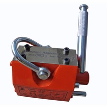 1T 1000kg Permanent Magnetic Lifter PML Magnetic Crane Metal Steel Plate Lifting Tool Heavy Duty Hoist Lifting New