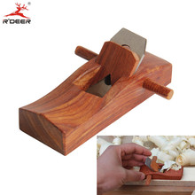 "RDEER 120mm/4.2"" Hand Planer  Woodworking Wood Tool DIY Carpenter  Hard Wood  Hand tool"