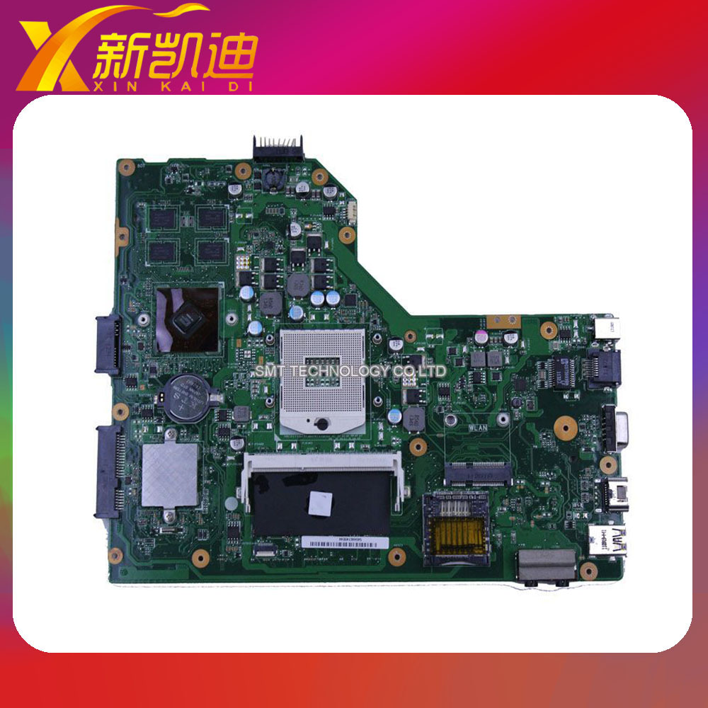 For ASUS motherboard K54LY HM65 X54HR K54HR X54H laptop Mainboard tested ok<br><br>Aliexpress