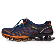 Brand 2017 Newest Running Shoes Cushioning Breathable Walking Jogging Outdoor Sport Male Sneakers Professional Athletic Shoes