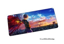 Tokyo Ghoul mouse pad locked edge pad to mouse notbook computer mousepad cool gaming padmouse gamer to laptop keyboard mouse mat