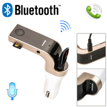Bluetooth FM Transmitter With TF/USB flash drives Wireless Car Kit MP3 Music Player SD Slots USB Charger for iPhone Samsung