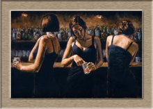 Exquisite Fabian perez series HD Canvas Print Oil Painting Home Decorative Wall Mural Art No Frame(China)