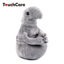 Touchcare Zhdun Meme Tubby Waiting Plush Toy Gray Blob Zhdun Toy Snorp Plush Doll Toys Pochekun Homunculus Loxodontus Toy(China)