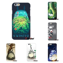 For Sony Xperia Z Z1 Z2 Z3 Z5 compact M2 M4 M5 E3 T3 XA Aqua Fundas Kawaii My Neighbor Totoro Cute Soft  Case Silicone