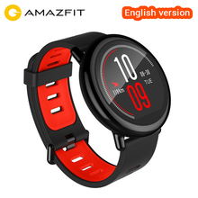 Buy Original Xiaomi Huami Amazfit Pace Sport Smart Watch English Version GPS Running Heart Rate Monitor Smartwatch Xiaomi iOS for $129.60 in AliExpress store