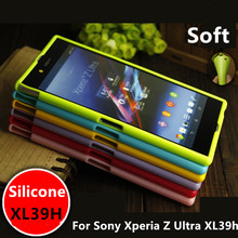 Buy Case Sony Xperia Z Ultra XL39h C6802 C6806 C6833 Phone case soft Silicone TPU Back Cover case Protective shell skin for $6.99 in AliExpress store