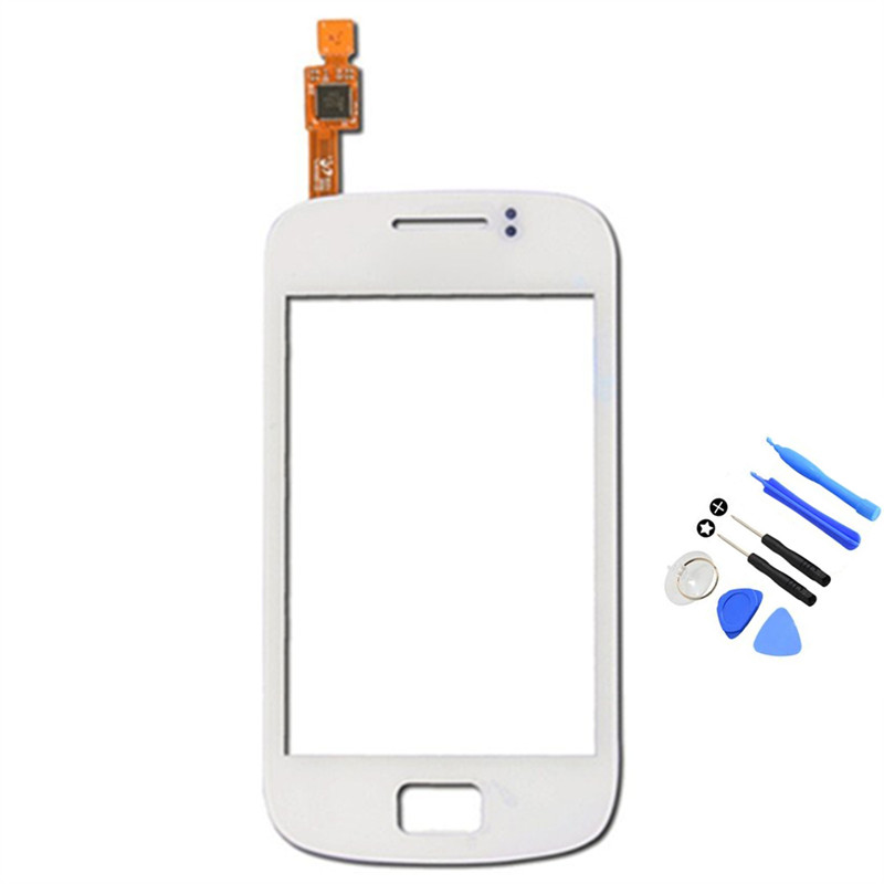 3.7 inch TouchScreen For Samsung Galaxy mini2 GT-S6500 s6500 Touch Screen with Digitizer Glass Panel +tools<br><br>Aliexpress