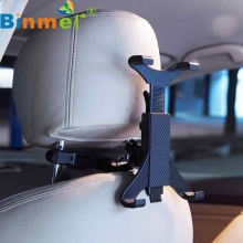 Car Back Seat Headrest Mount Holder for iPad 2/3/4/5 Galaxy Tablet PCs Oct24(China)
